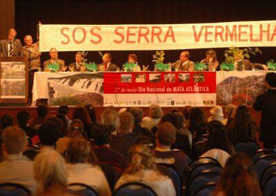Reunião do CONAMA | Foto: Miriam Prochnow.