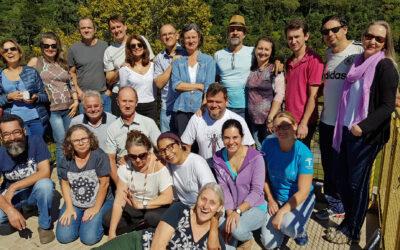Encontro de Ambientalistas Históricos movimentou o Centro Ambiental Jardim das Florestas