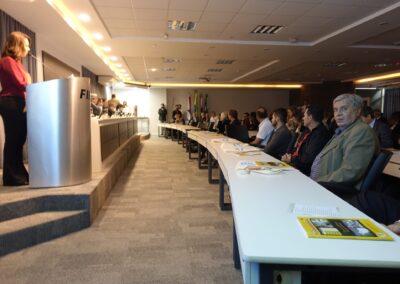 Cerimônia de entrega do Prêmio Expressão de Ecologia. Foto: Carolina Schaffer.