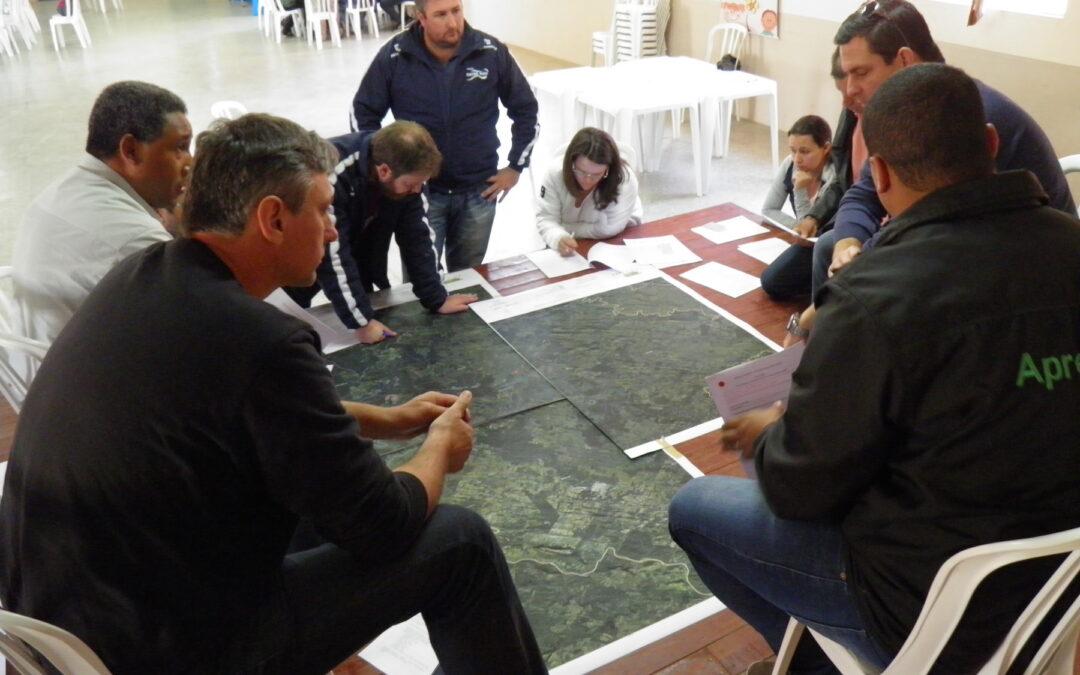 Diálogo do Uso do Solo é realizado em Imbaú (PR)