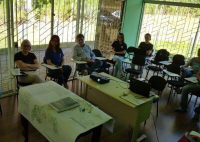 Reunião de apresentação do PMMA de Lages. Foto: Arquivo Apremavi.