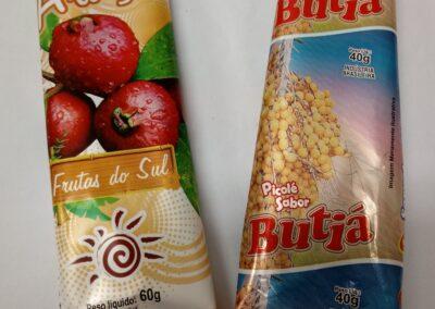 Picolés de frutas nativas. Foto: Arquivo Apremavi.