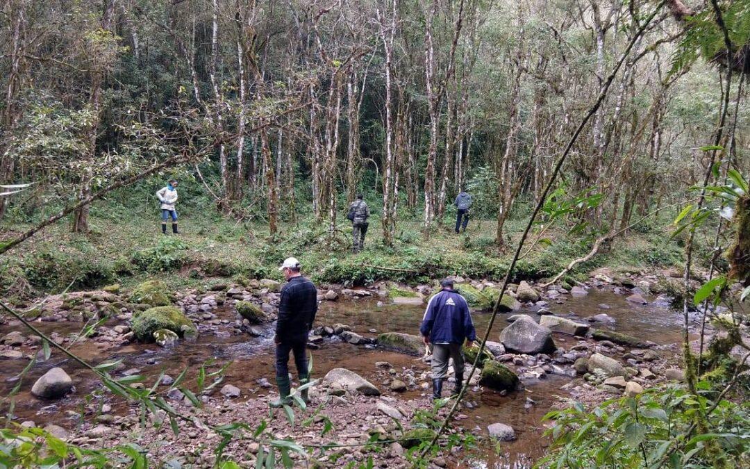 Visita técnica é realizada na RPPN Serra do Lucindo