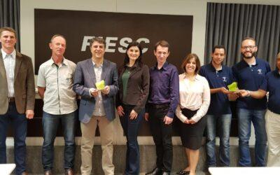 Projeto Matas Sociais recebe Troféu Onda Verde