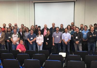 Plenária da reunião de formação do Conselho do PN dos Campos Gerais. Foto: Acervo Apremavi/ICMBio.
