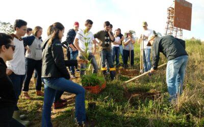 Apremavi participa da IX Semana Acadêmica do Curso de Agronomia no IFC de Rio do Sul